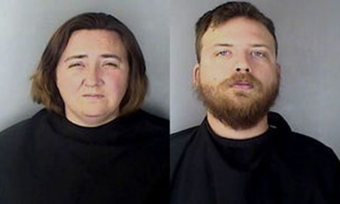 Officials were called to the home of Jessica James and Skylar Craft on Edgewood Drive on Nov. 19. (Greenwood County Detention Center)