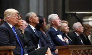 Jeb Bush Praises President Donald Trump's 'Gracious' Response After Death of Bush Sr.