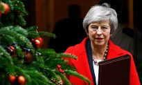 May Shortens UK Cabinet's Christmas Break to Prepare for 'No Deal' Brexit