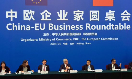 European Union Demands Same Trade Deal as US Seeks From China