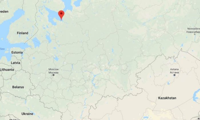 A Russian boy who attempted to defend his mother against a man who was trying to assault her has died after suffering injuries in the attack. (Google Maps)