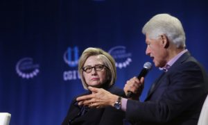 Bill, Hillary Clinton React to GOP Attempt to Name Supreme Court Judge