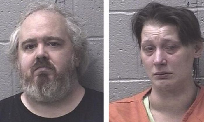 Kristina Hillhouse, 35, and Robert Hillhouse, 39 are facing charges. (St. Fran County Sheriff's Department)