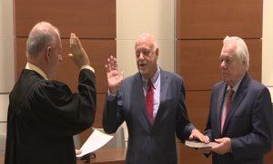 New Broward County Elections Supervisor Peter Antonacci Sworn In