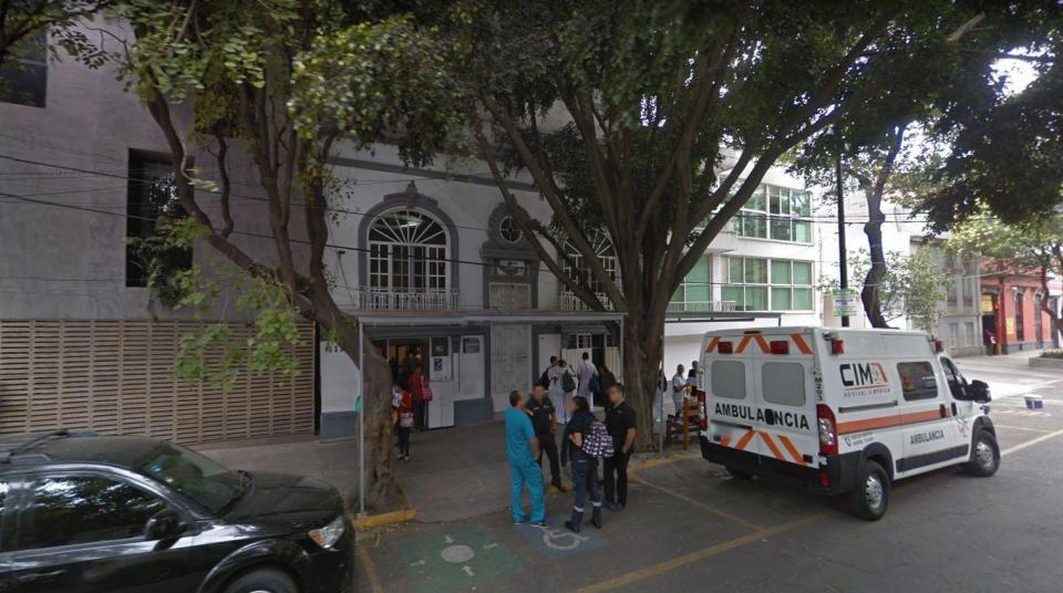 mexico city organ harveseting hospital