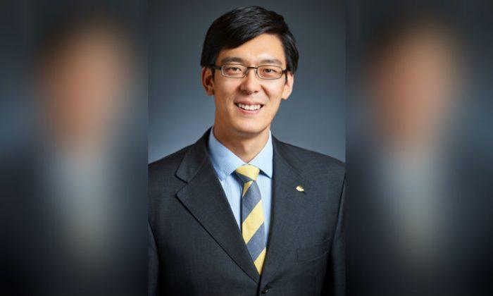 Western Australian Labor Member of Parliament Pierre Shuai Wang (parliament.wa.gov.au)