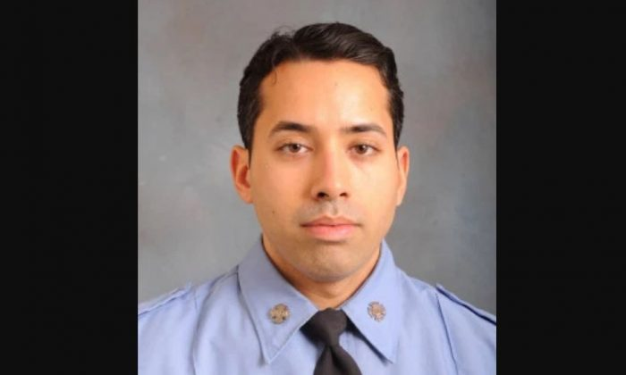 Bravest Faizal Coto, 33, was killed in an apparent road rage attack in the Brooklyn borough of New York City on Dec. 9, 2018. (FDNY)