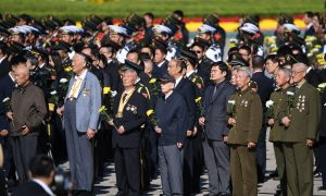 China Detains 10 After October Protests by Military Veterans