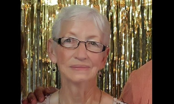 Escambia County Sheriff's Office identified the body as belonging to Eva McBride, 74, who went missing Nov. 24, reported AL.com. (Evon McBride / Facebook)