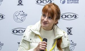 Alleged Russian Agent Maria Butina to Change Not Guilty Plea