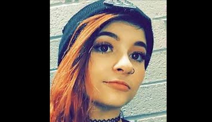 Paryn Peterson, 14, was found safe this weekend. (National Center for Missing and Exploited Children)
