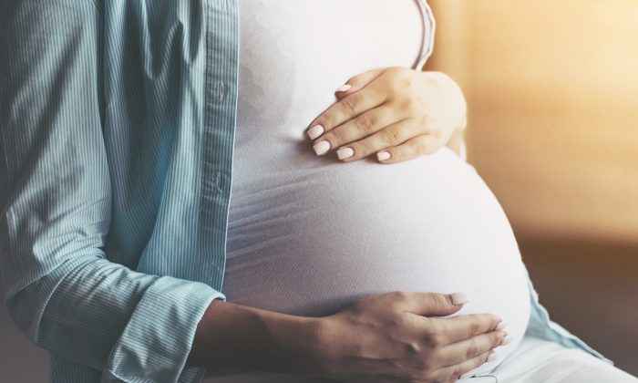 Stock photo of a pregnant woman. (Illustration - Shutterstock)