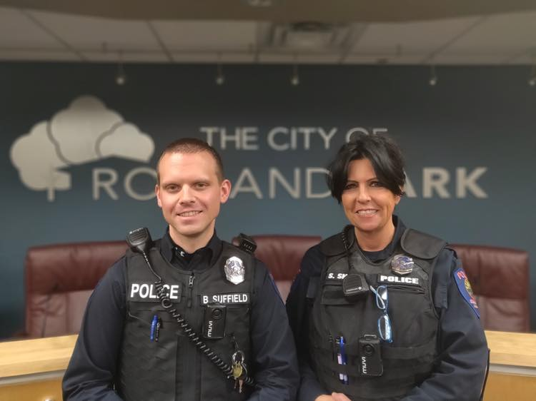 roeland park officers