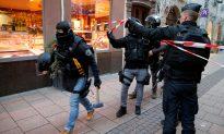 5 Arrested, Terror Suspect Still Loose After Strasbourg Shooting