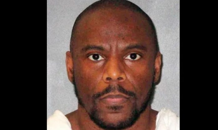 The state of Texas executed a Dallas man for the murder of a newlywed man more than 25 years ago. (Texas Department of Criminal Justice)