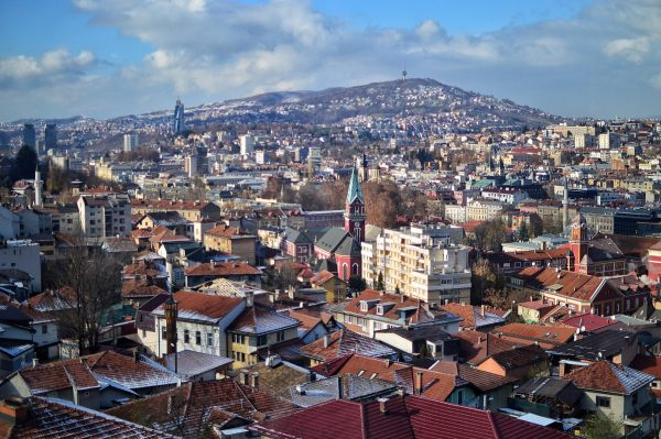 A file photo of Sarajevo, Bosnia and Herzegovina. (Antonio Çakshiri/Special to The Epoch Times)