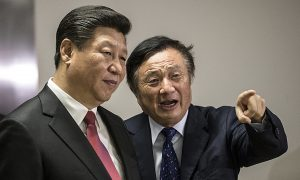 The Relationship Between Huawei and the Chinese Regime's Factional Politics
