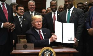 Trump Signs Order to Boost Investment in Opportunity Zones
