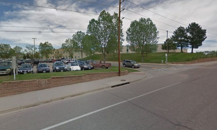 Nearly two-dozen Jefferson County, Colorado, schools were placed on lockout on Dec. 12 after a threat was reported at Columbine High School, the Jefferson County Sheriff's Office told local news outlets. (Google Street View)