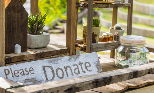 A growing number of investors are using special accounts called donor-advised funds, which allow investors to designate assets for charitable giving. (Shutterstock)