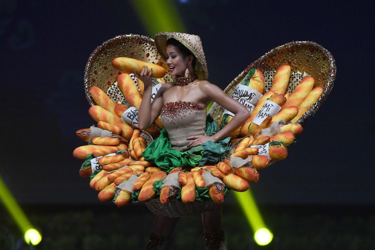 miss vietnam in pageant