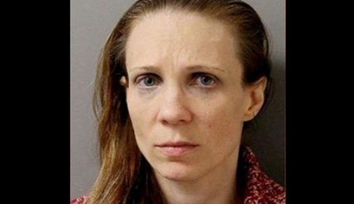 Tammi Bleimeyer, stepmother to a badly malnourished 5-year-old, was sentenced to 28 years in prison Monday. (Harris County Sheriff's Office)