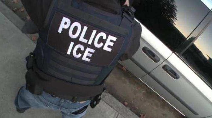 ICE arrests 105 aliens in a New Jersey operation targeting criminal aliens and public safety threats on Dec. 7, 2018. (ICE)