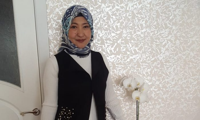 Businesswoman Gulbakhar Jalilova, 54, a former Uyghur detainee in Xinjiang, China. (Supplied by Gulbakhar Jalilova)