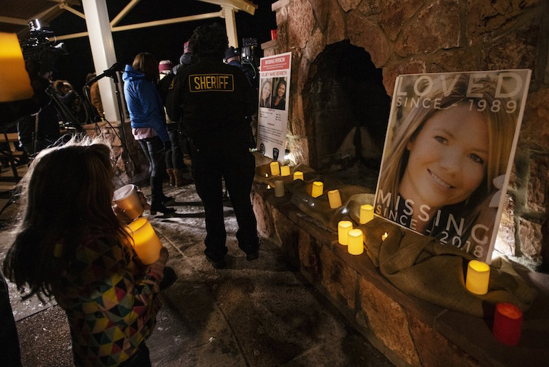 Vigil for Kelsey Berreth