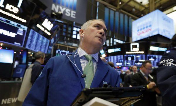 Trade at New York Stock Exchange