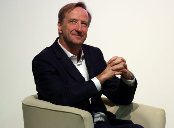 Alex Younger, Chief of the UK's Secret Intelligence Service