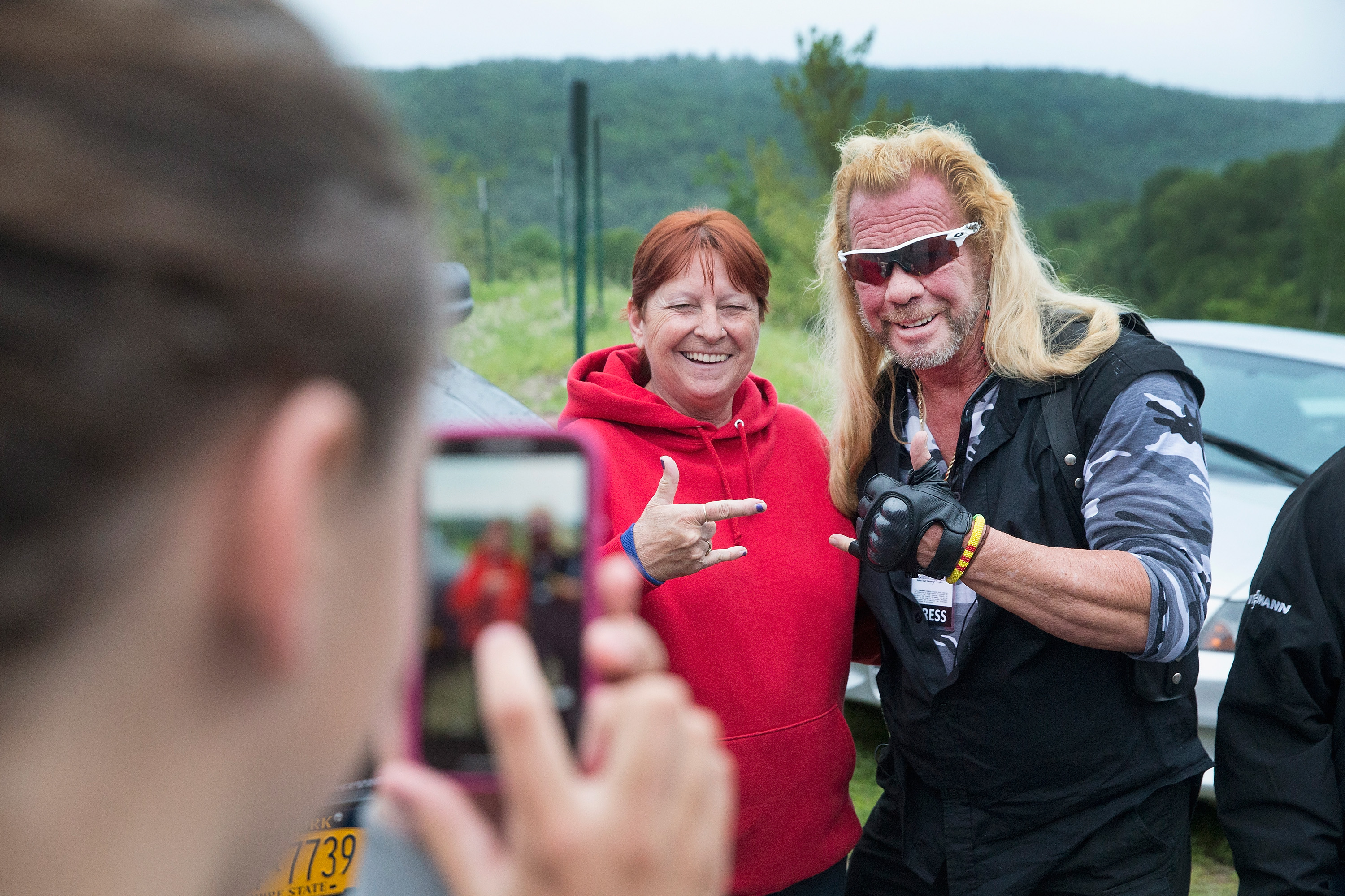 'Dog The Bounty Hunter' Shares Photo, Asks For Prayers