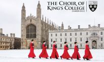 100 Years of 'A Festival of Nine Lessons and Carols,' at King's College Chapel, Cambridge