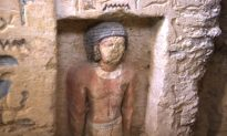 Egypt Unveils 'One of a Kind' Ancient Tomb, Expects More Finds