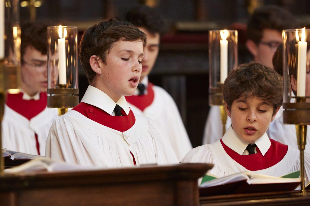 King's College Chapel Choir Boys