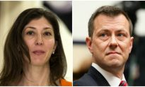 Strzok, Page Mobile Phones Wiped, Reset After Stint on Mueller Probe
