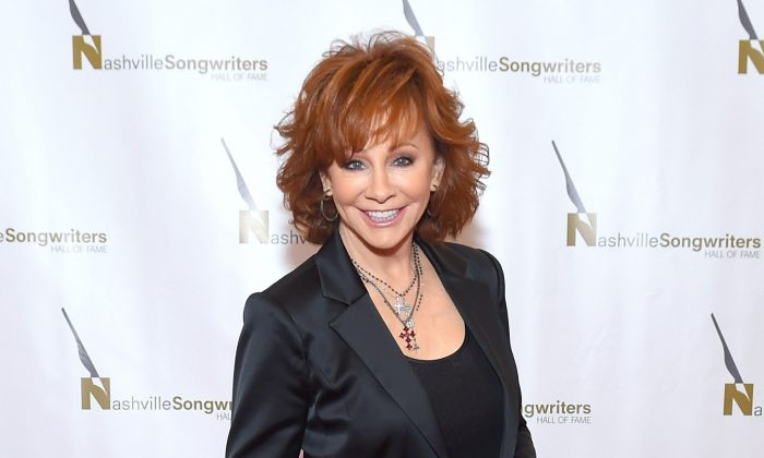 Country artist Reba McEntire attends the 2018 Nashville Songwriters Hall Of Fame Gala at Music City Center in Nashville, Tenn. on Oct. 28, 2018. (Jason Kempin/Getty Images)