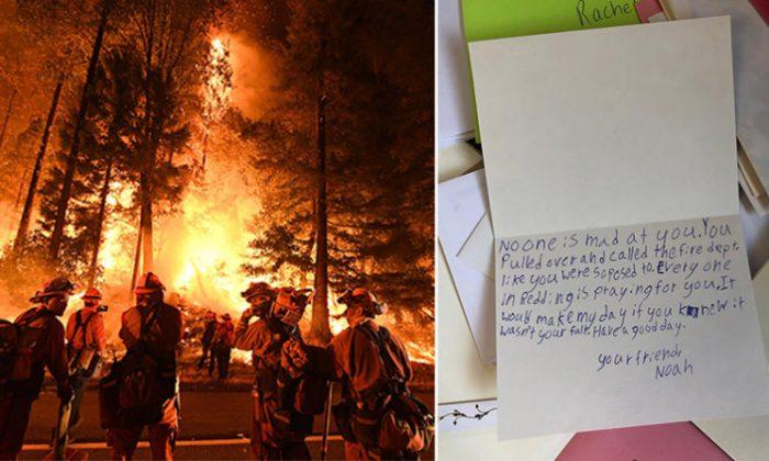 ©Facebook | Carr Fire Stories