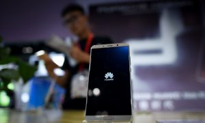 Huawei Is Cornerstone of CCP Initiative to Overtake the United States