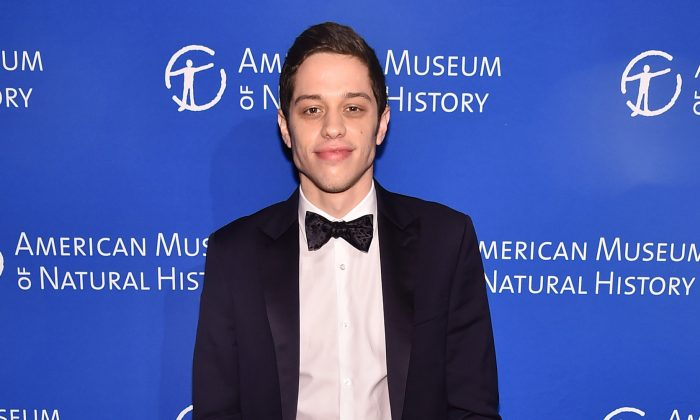 Pete Davidson attends the 2016 American Museum of Natural History Museum Gala at the American Museum of Natural History in New York City, on Nov. 17, 2016. (Michael Loccisano/Getty Images)