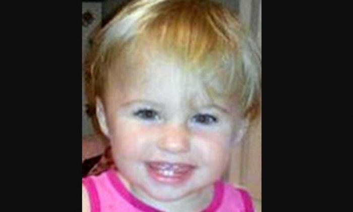 Ayla Reynolds went missing in Maine in December 2011. Her mother Trista Reynolds filed a wrongful death lawsuit on Dec. 17, 2018, after a judge ruled that Ayla was dead in 2017. (National Center for Missing & Exploited Children)