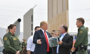 Trump Has Secured Funding for More Than Half of Border Wall