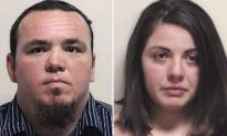 Utah Couple Arrested in Waterboarding of 9-Year-Old Girl