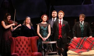 Theater Review: 'A Child's Christmas in Wales'