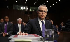 Was Strzok's August Interview Really About McCabe's Spygate Role?
