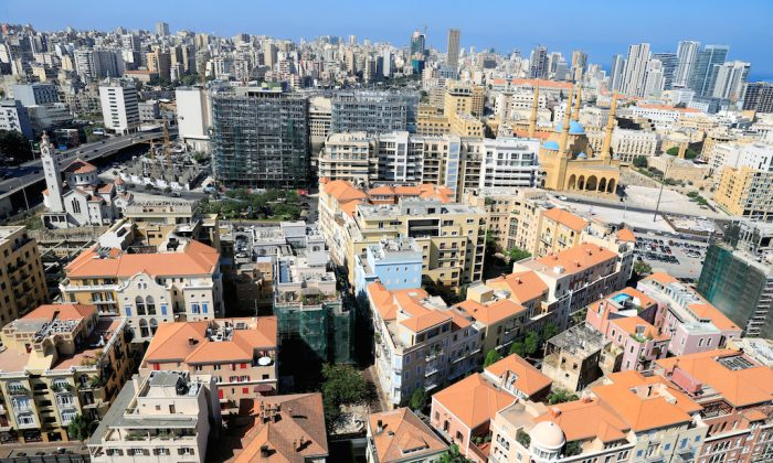 Buildings are seen in Beirut, Lebanon on Sept. 26, 2018. (Jamal Saidi/File Photo/Reuters)