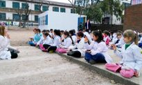 Uruguay: Meditation changes rowdy, violent students into tolerant, calm kids