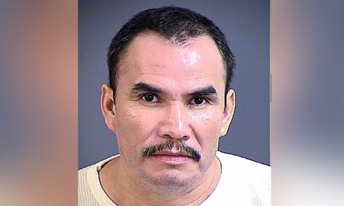 Pablo Rangel-Rubio, 49, was one of three illegal aliens charged for allegedly plotting the murder of Eliud Montoya, a naturalized U.S. citizen, who exposed an illegal hiring scheme orchestrated by Rangel-Rubio at a company in Georgia. (Charleston County Jail)