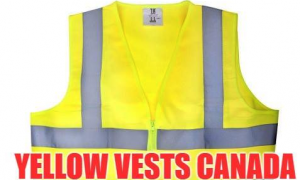 Yellow Vest Protests Come to Canada