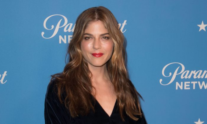 Actress Selma Blair attends Paramount Network Launch Party at Sunset Tower in Los Angeles,on Jan. 18, 2018. (Earl Gibson III/Getty Images)